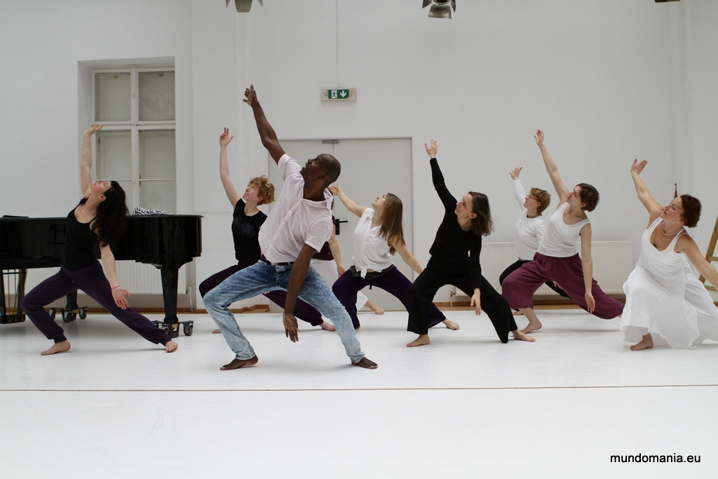 Reiseerlebnisse Und Dokumentarfotografie Tanztheater