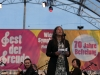Fest der Freude am Heldenplatz in Wien