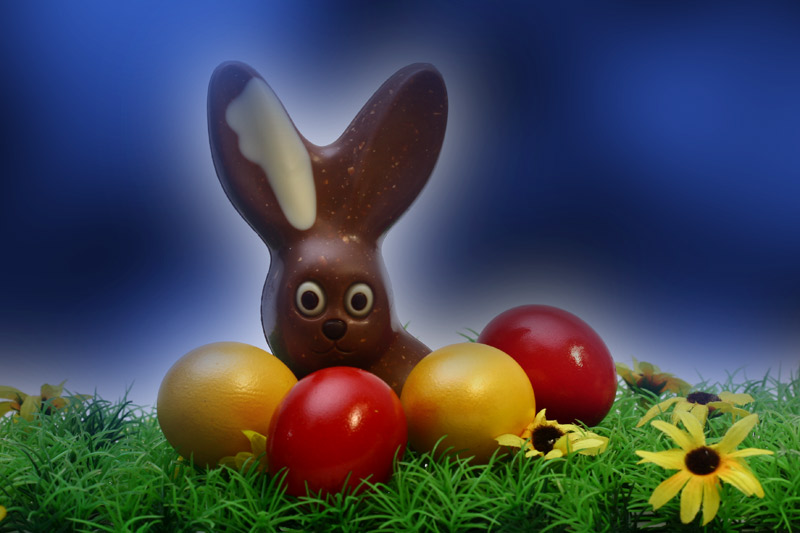 happy easter - frohe ostern - felices pascuas
