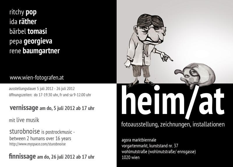 5. juli 2012 - 17:00 - vorgartenmarkt - pünktlich - bis ca. 20:00