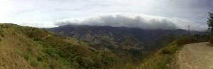 die kontinentale wetterscheide - der monteverde nebelwald