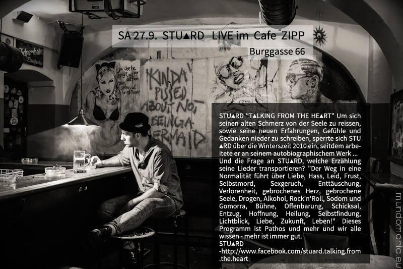 27.9. Cafe Zipp - Burggasse